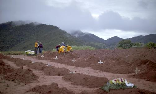 Záplavy v Brazílii si vyžádaly stovky obětí