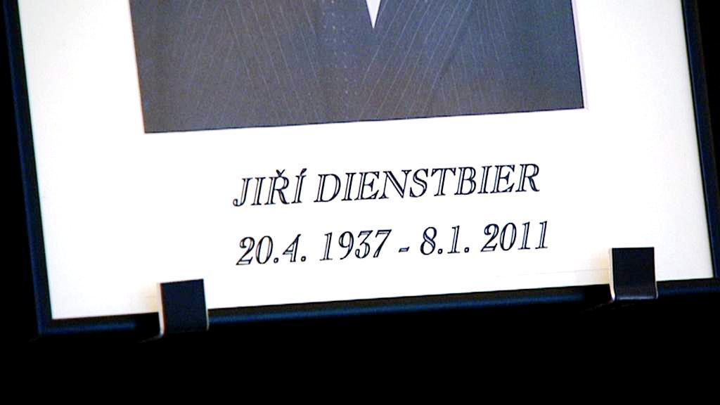 Podepisování kondolenčních listin