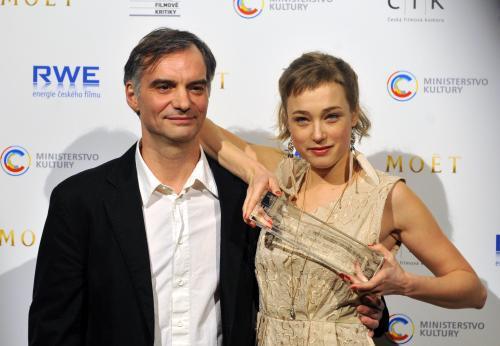 Ivan Trojan a Kristýna Liška Boková