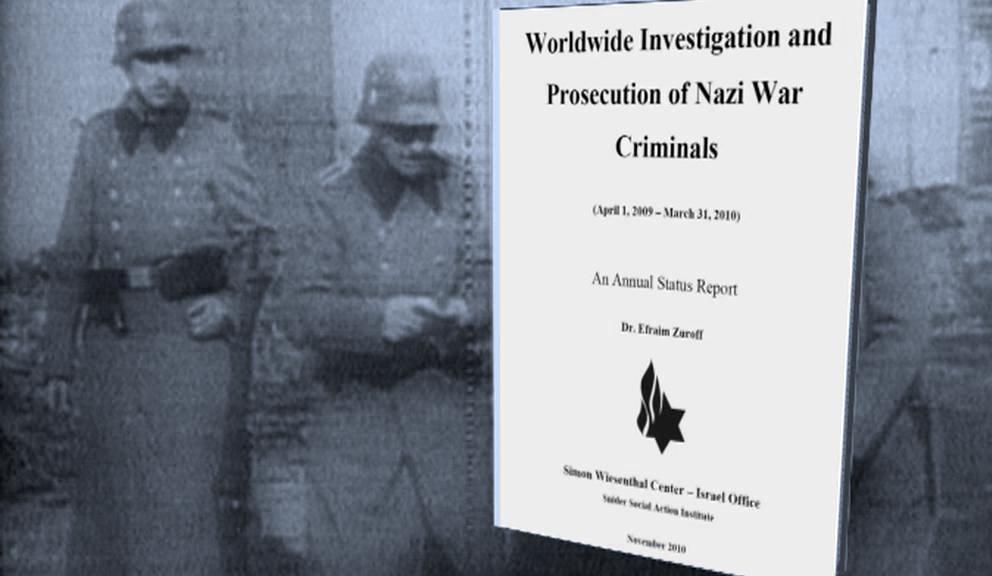 Výroční zpráva Centra Simona Wiesenthala