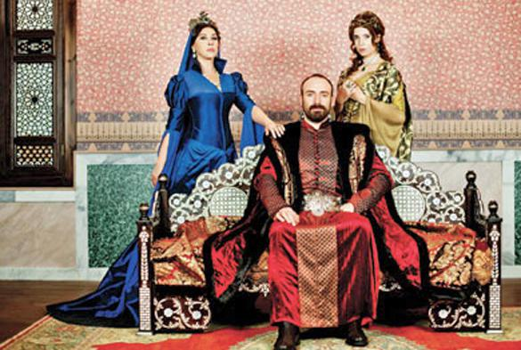 Turecký televizní seriál Nádherné století