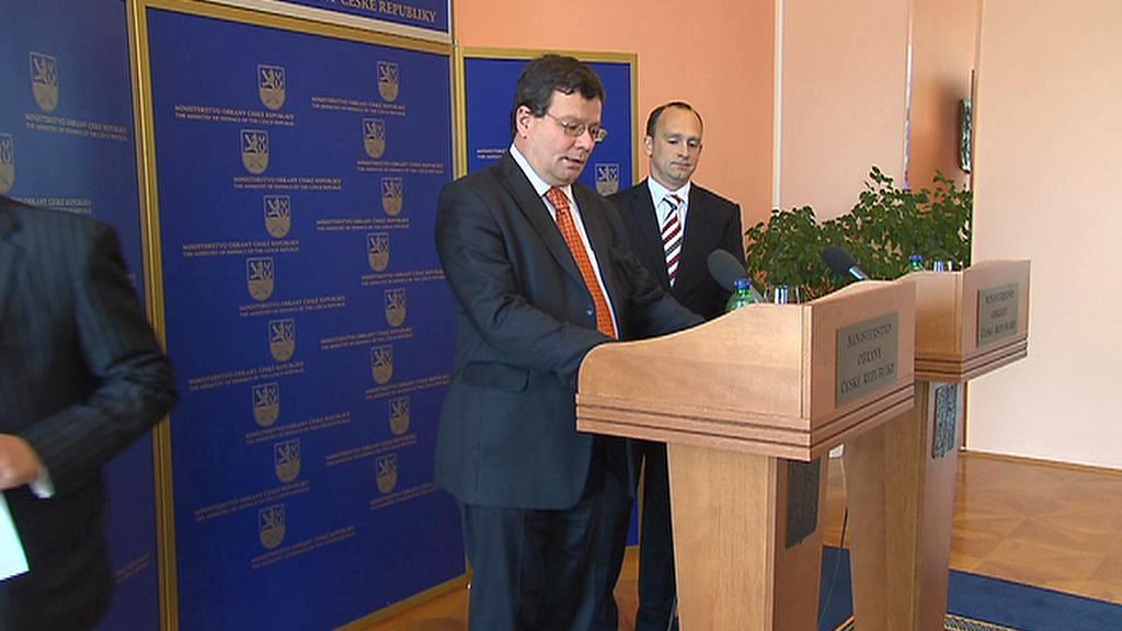 Alexandr Vondra a Jan Vylita