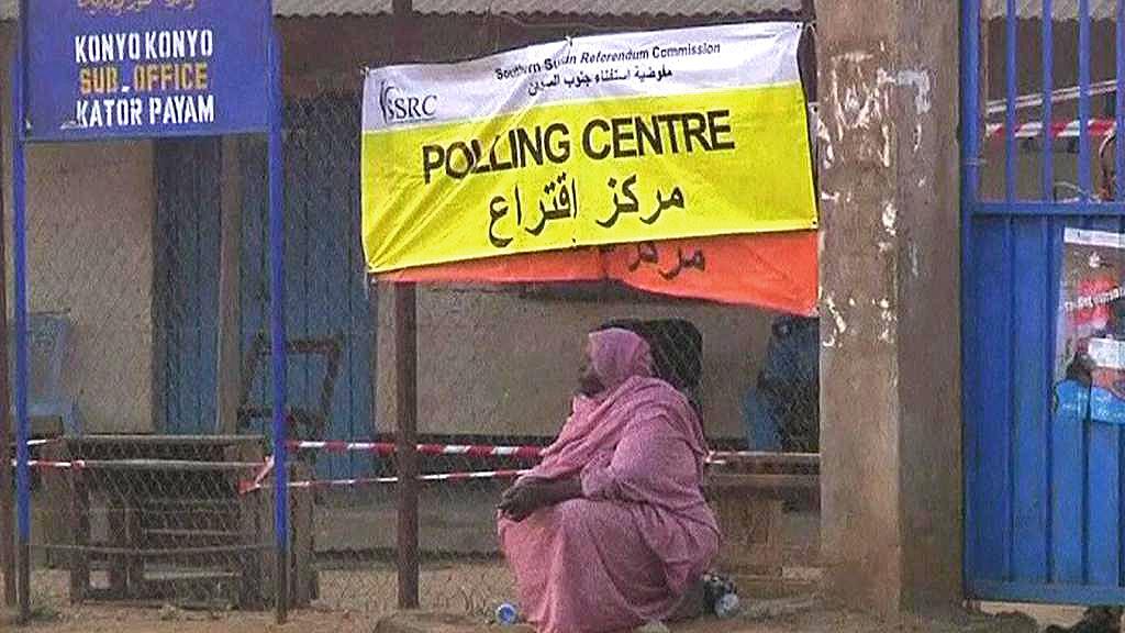 Referendum v Súdánu