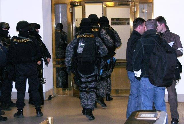 Policejní cvičení
