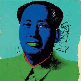 Andy Warhol / Mao Ce-tung
