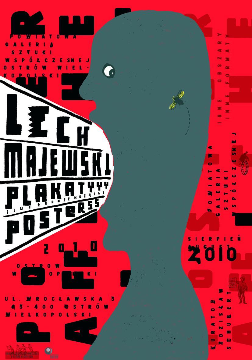 Plakát Lecha Majewského