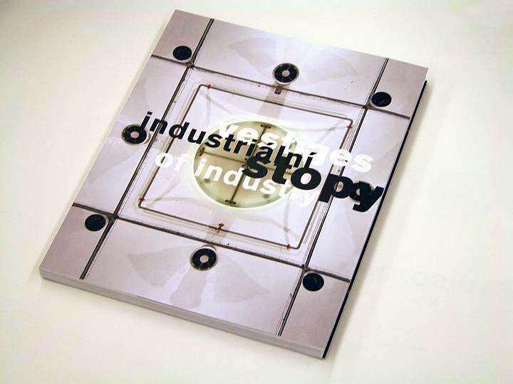Industriální stopy / katalog