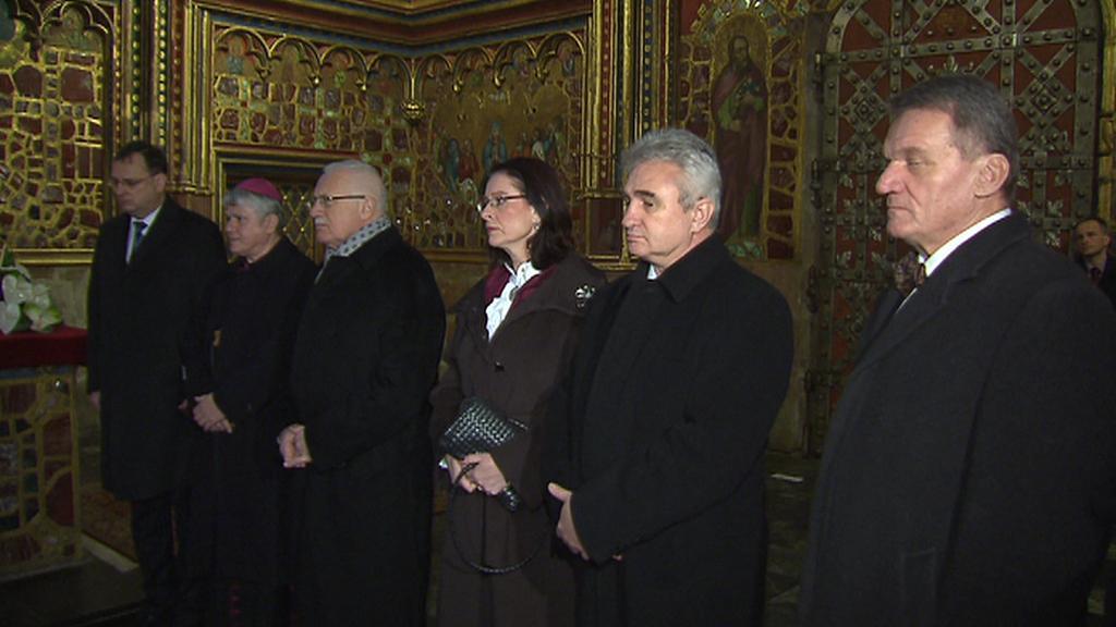 Rada katedrály sv. Víta