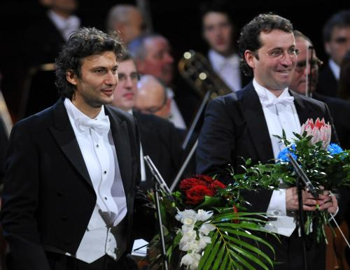 Jonas Kaufmann a Jochen Rieder