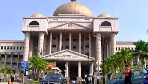 Budova soudu v Malajsii