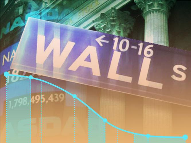 Finanční krize na burze
