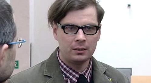 Roman Týc alias David Brudňák