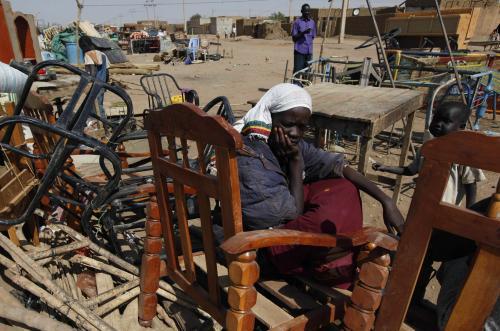V Súdánu začalo referendum o rozdělení země