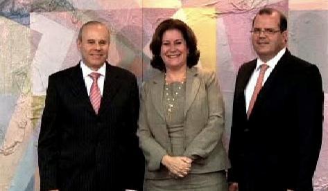 Nový brazilský ekonomický tým