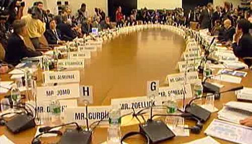 Zasedání Mezinárodního měnového fondu