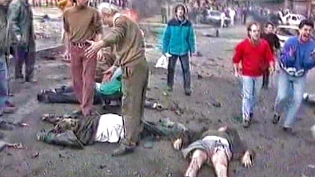 Oběti separatistů z  ETA