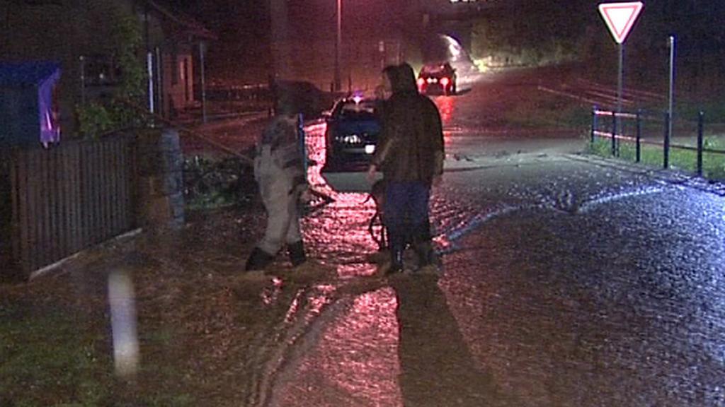 Povodeň v Lukavici