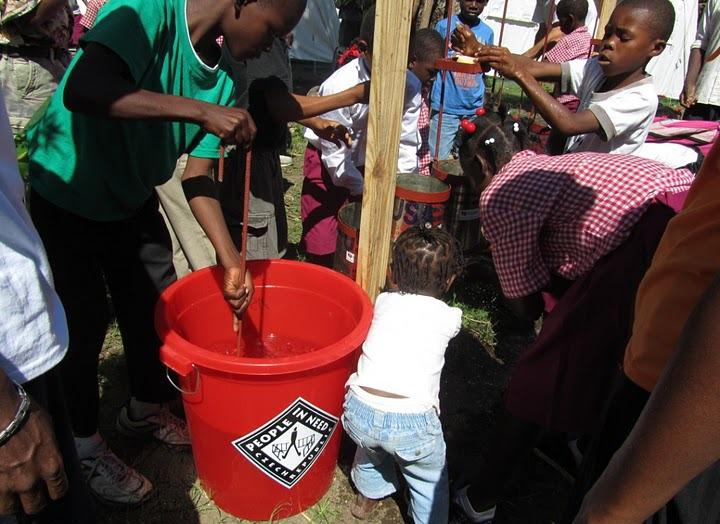 Hygiena na Haiti