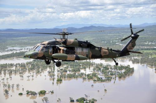 Záplavy v Queenslandu