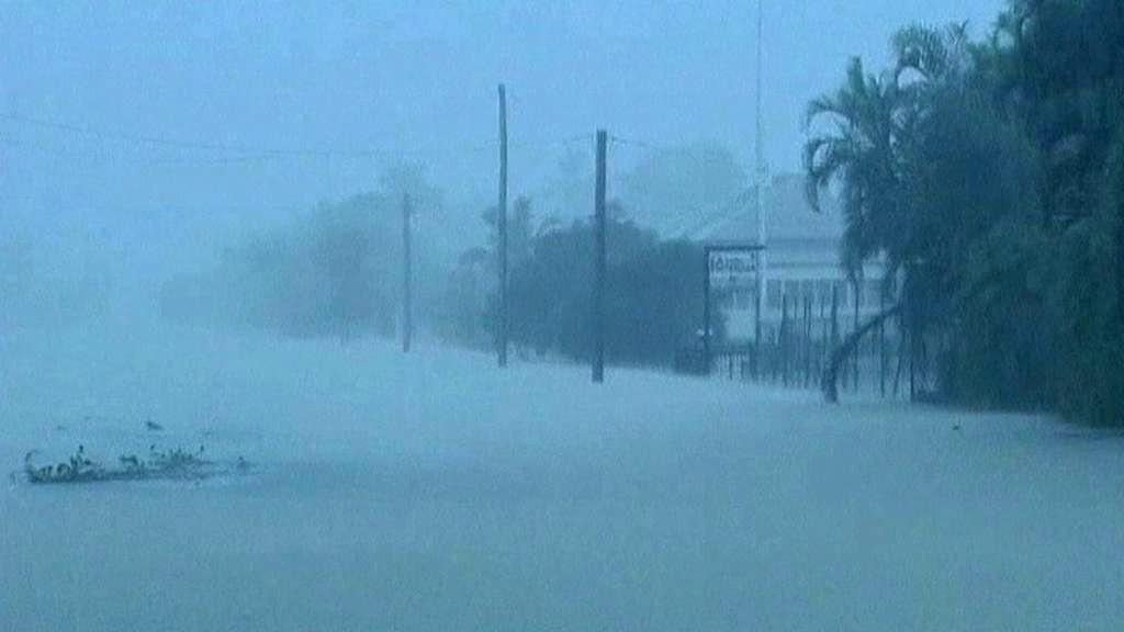 Deště a povodně v Austrálii