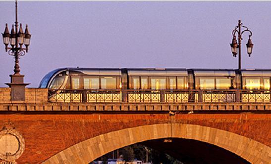 Tramvaje v Bordeaux