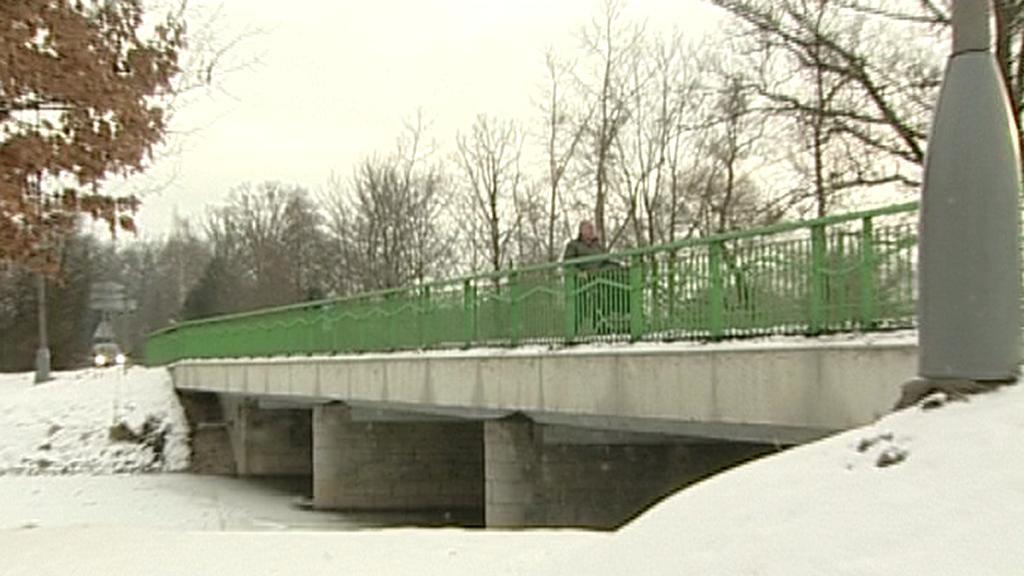 Most v Soběslavi