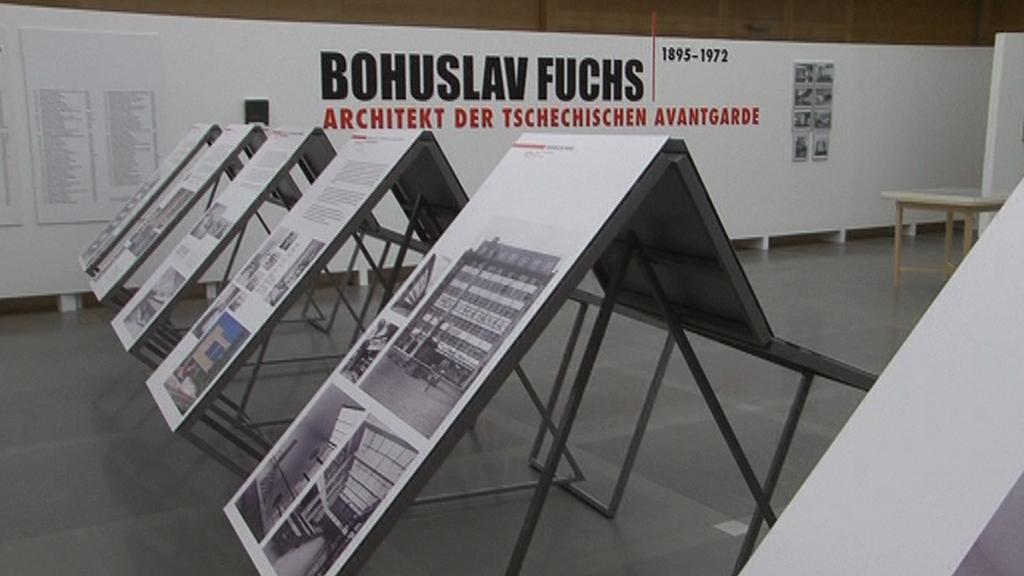 Bohuslav Fuchs - architekt české avantgardy