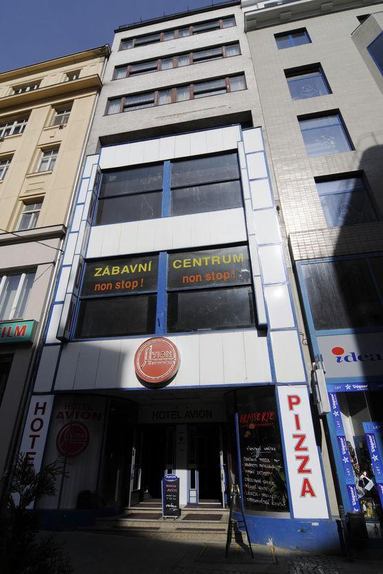 Hotel Avion v Brně