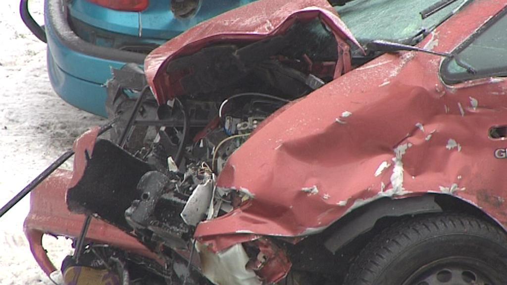 Nehoda automobilu