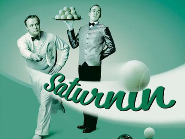 Saturnin v Divadle ABC