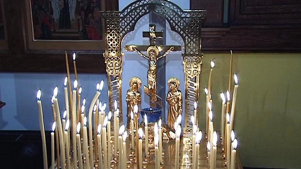Oslavy pravoslavných Vánoc