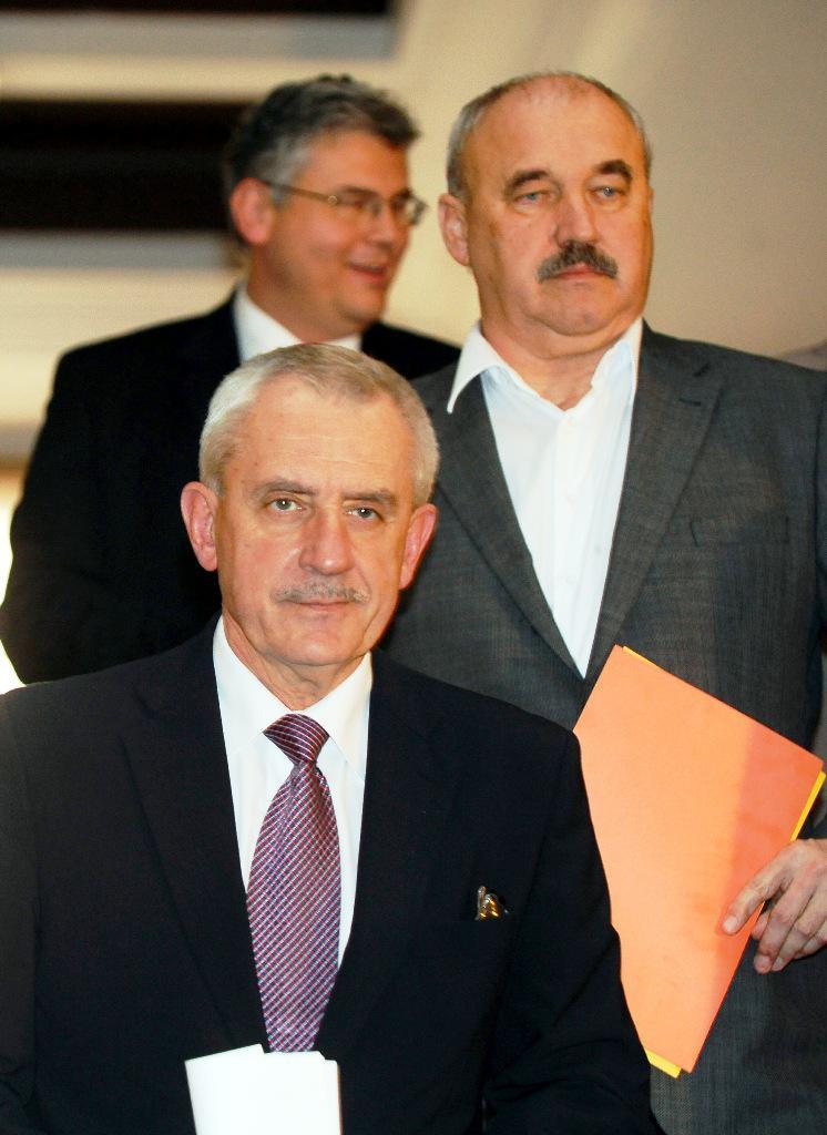 Leoš Heger a Vladimír Pavelka