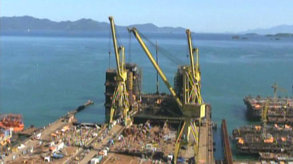Brazilský export