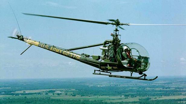 Helikoptéra OH 23