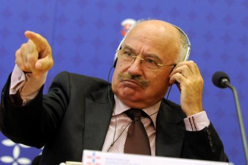 Maďarský ministr zahraničí János Martonyi