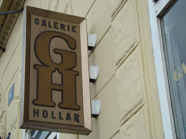 Galerie Hollar