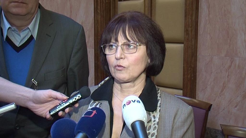 Miloslava Bačová, zástupkyně stěžovatelů