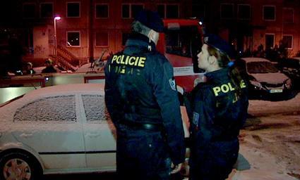 Policejní zásah