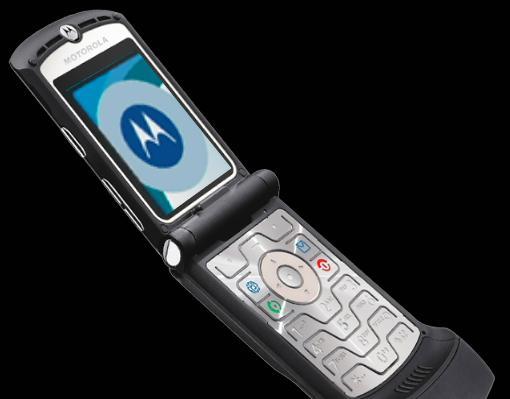 Mobilní telefon Motorola
