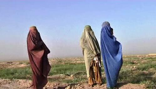 Afghánky