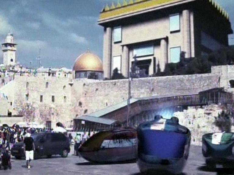 Jeruzalém 2111