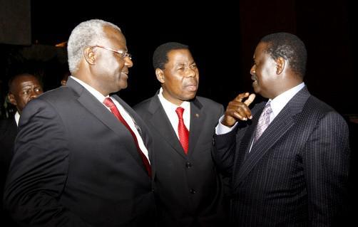 Afričtí státníci v Pobřeží slonoviny