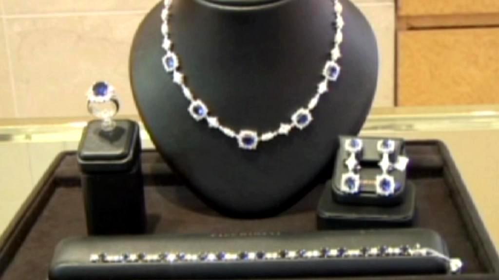 Safírové šperky