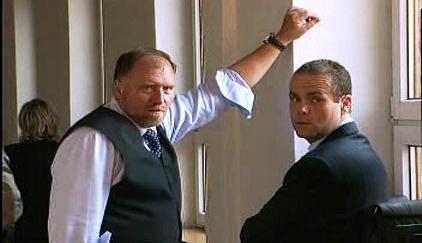 Radovan Krejčíř a Tomáš Sokol