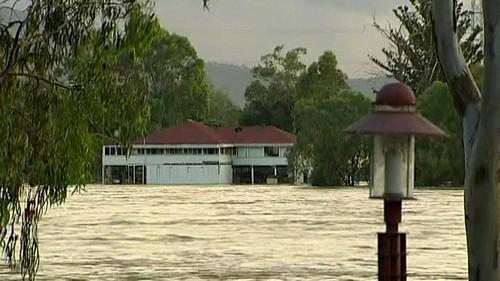 Povodně v Austrálii