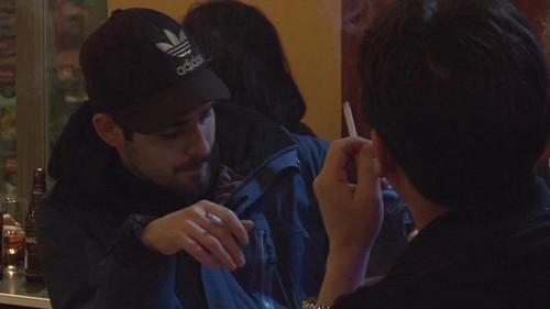Kuřáci ve španělských restauracích