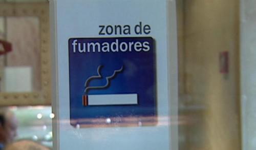 Kuřácká zóna
