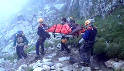 Zásah horské služby