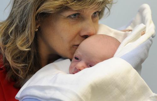 První miminko roku 2011 - Matyáš