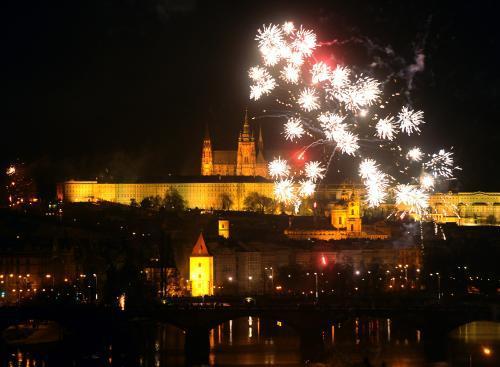 Oslavy nového roku